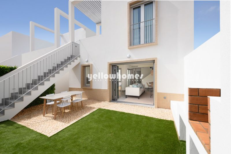 OFF-PLAN 2-bed duplex apartments in prime location in Vilamoura